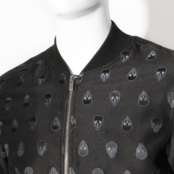 The Kooples Skull Bomber Jacket
