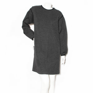 Vintage YSL Sweatshirt Dress