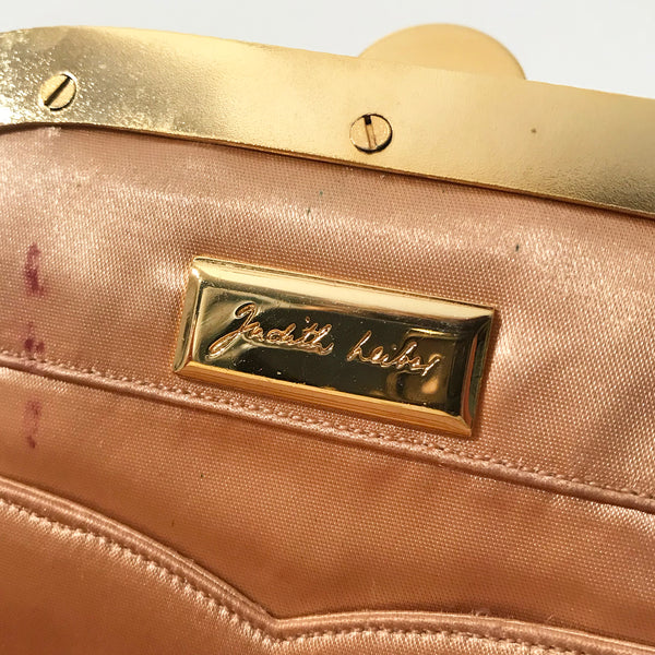 Judith Leiber Leather handbag