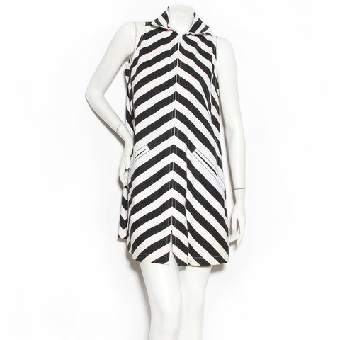 Courreges Stripe Dress