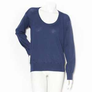 MM6 Cutout Sweater