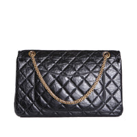 Quilted Leather Jumbo Flap Bag, 2011