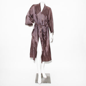 Pierre Cardin Silk Robe