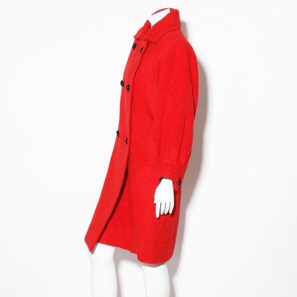 Givenchy Mohair Coat