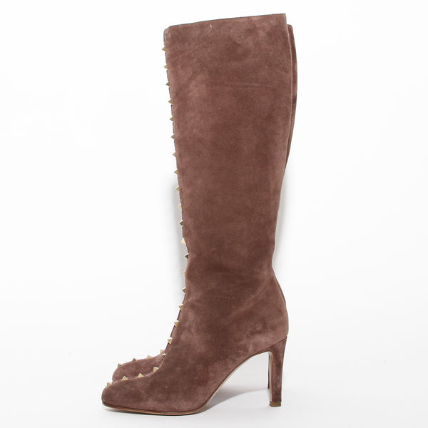 Valentino Suede Boot