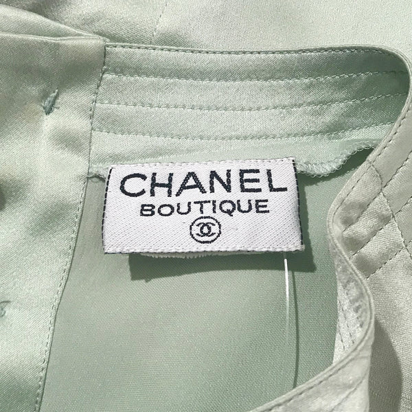 Chanel Silk T-Shirt