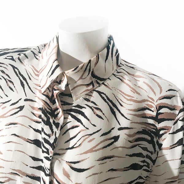 Altuzarra Silk Button Down