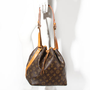 Louis Vuitton Noe Monogram Handbag