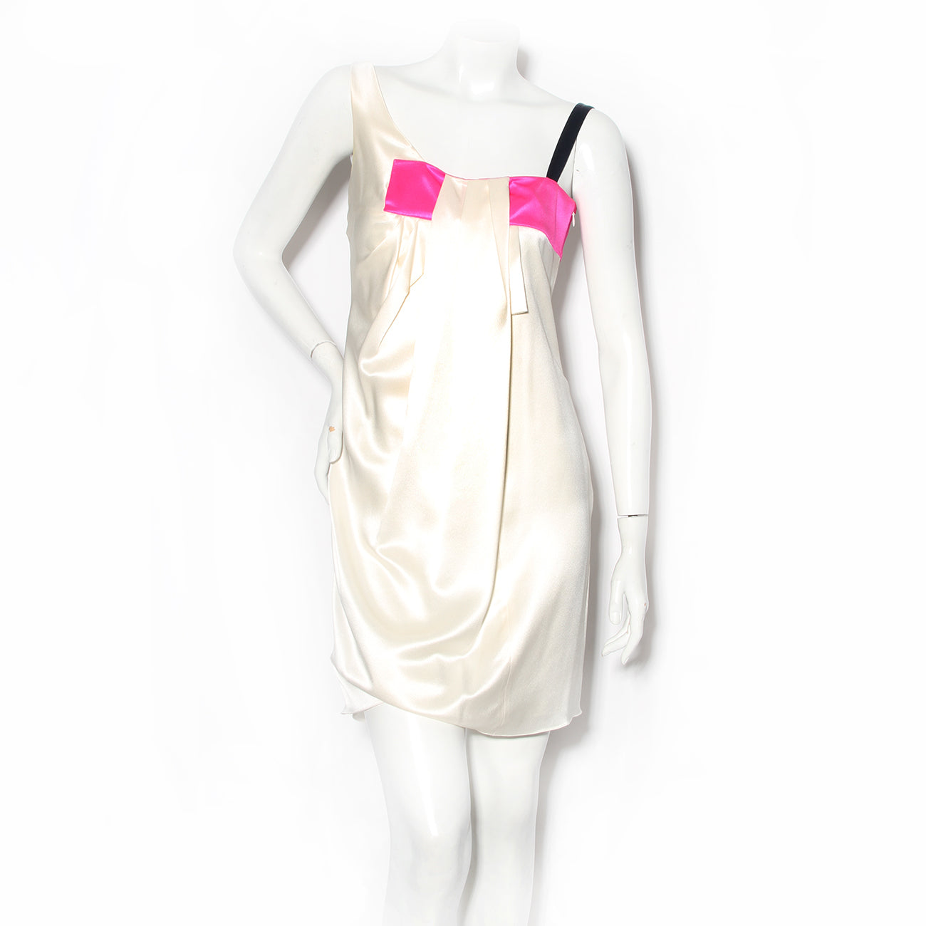 Christian Dior Color Block Dress