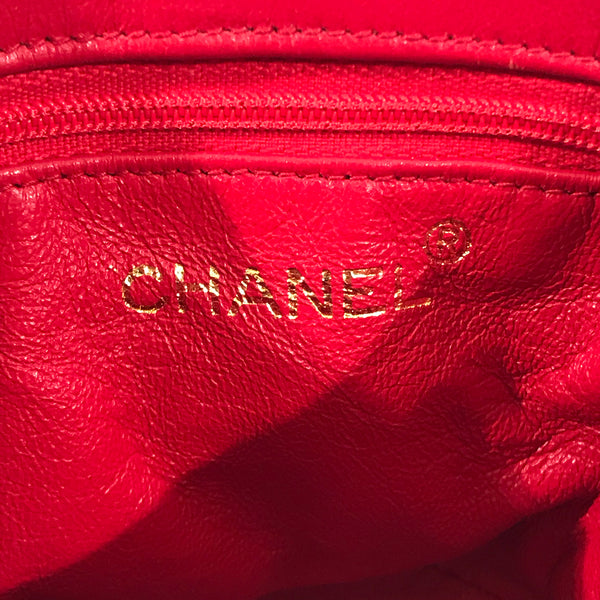 Chanel Mini Quilted Canteen Bag