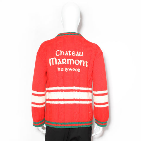 "Gucci ""Chateau Marmont"" Cardigan Resort2019"