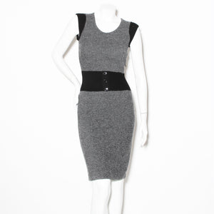Dior Wool Shift Dress