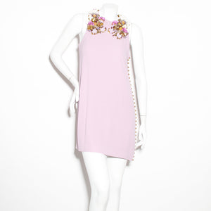 Gucci Floral Beaded Dress