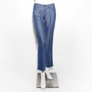 Gucci 70's Style Denim Jeans