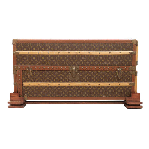 Vintage Louis Vuitton Wardrobe Trunk, 1979