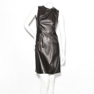 TF Gucci Leather Dress