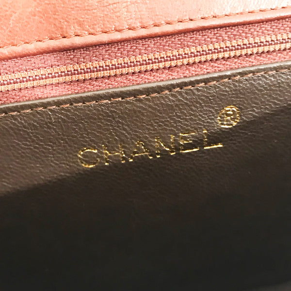 Chanel Quilted Bag with Tassel