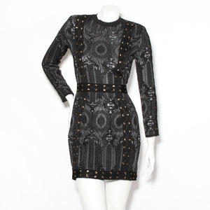 Balmain Bodycon Dress