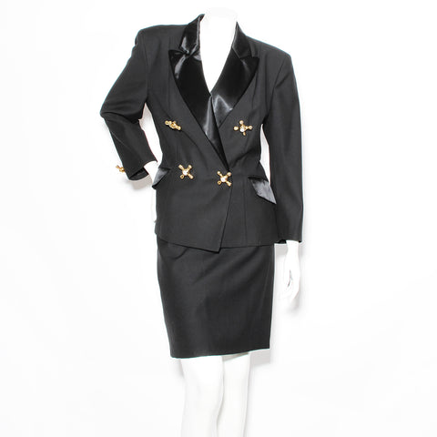 Moschino Vintage Faucet Suit