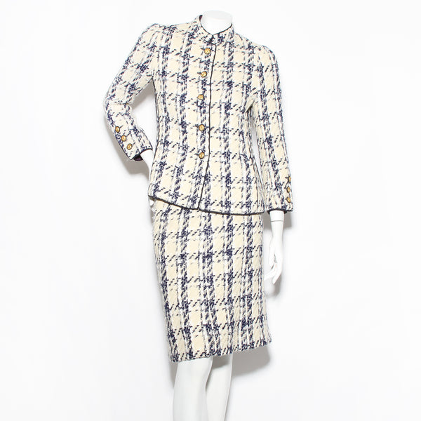 Chanel HC Houndstooth Suit