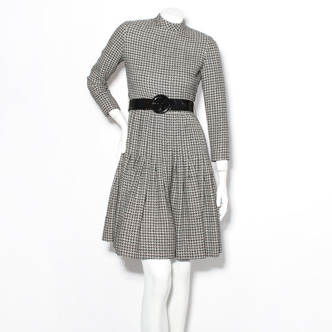 Cardin Wool 3/4 sleeve Dress