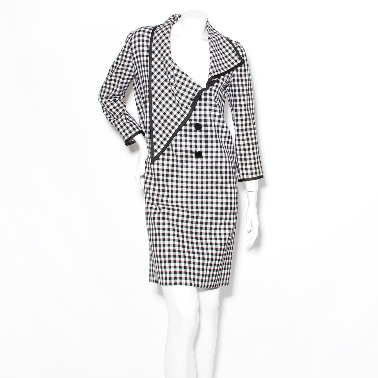 Pierre Cardin HC Wool Dress