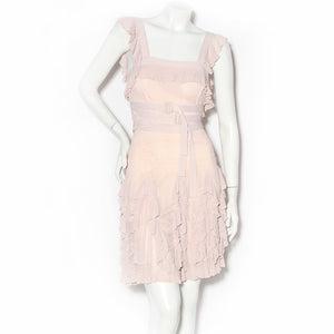 Dior Lace Bandage Dress