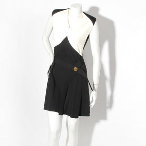 Louis Vuitton Color Block Dress