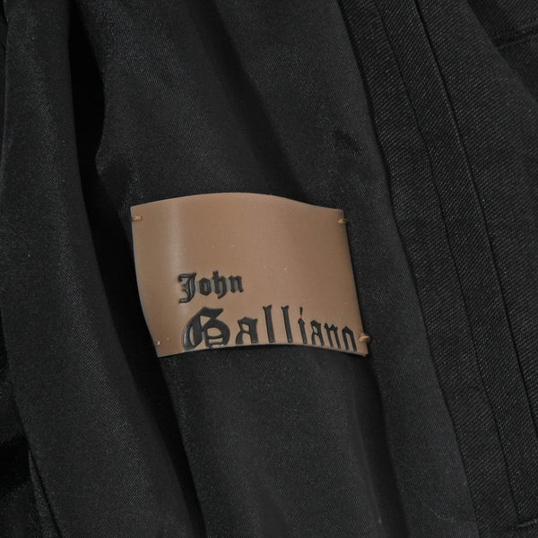 John Galliano Beaded Tailcoat