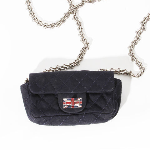 Chanel Union Jack Mini Flap Handbag