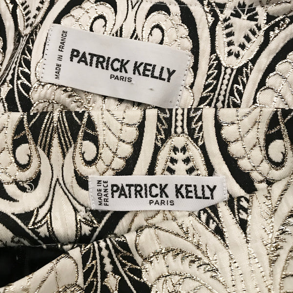 1988 Patrick Kelly Skirt Suit