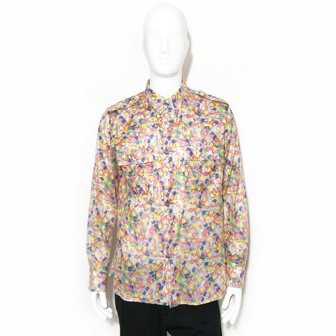 Vintage Chanel Dots Shirt