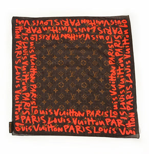 LV Stephen Sprouse Scarf