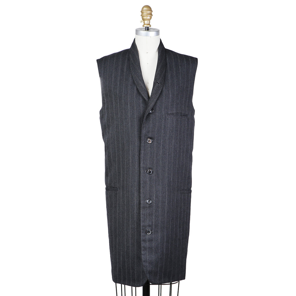 Wool Suit Shift Dress circa 1990s