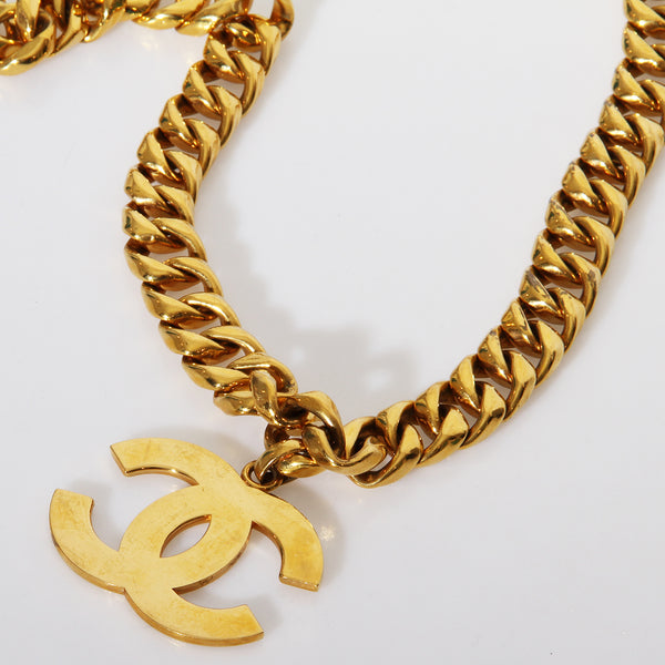 1993 Gold Chanel Chain