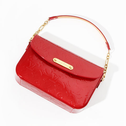 Louis Vuitton Monogram Vernis Patent Leather Bag