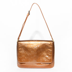 LV Thompson Street Vernis Leather Bag