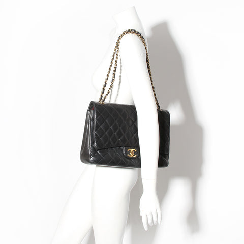 Chanel Maxi Flap Handbag