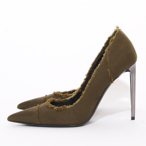 Tom Ford Raw Edge Heel