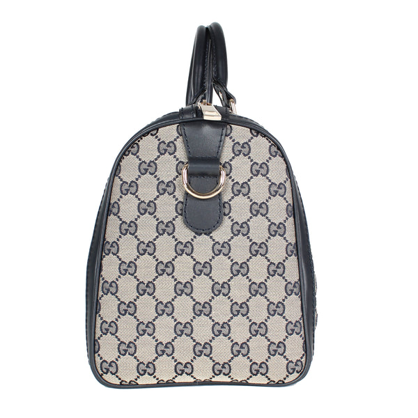 GG Monogram Boston Bag, Contemporary