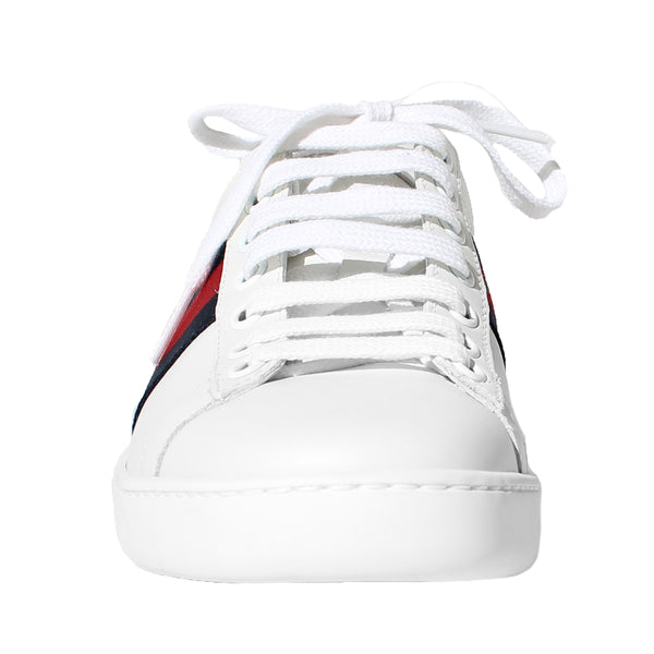 Gucci Ace Leather Sneaker, Current