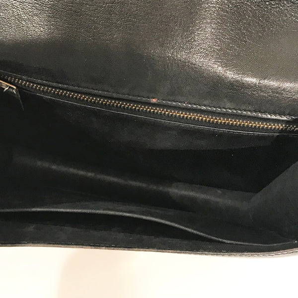 Vintage Post-1971 Hermes Constance 23 Black