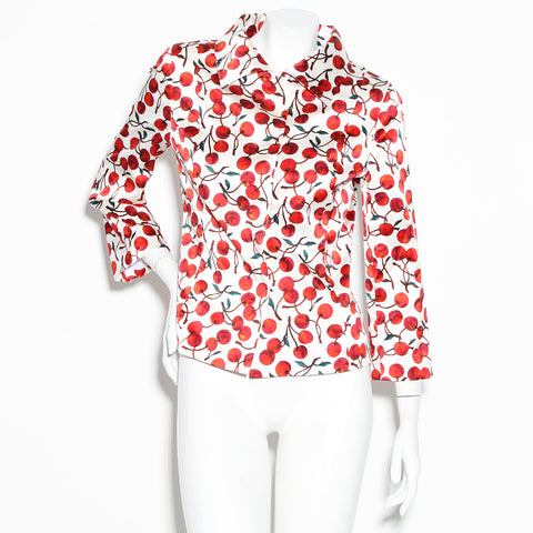D&G Cherry Print Jacket