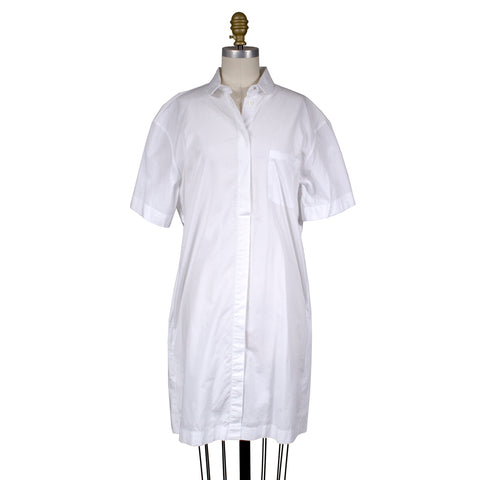 Margiela Cutout Shirt Dress