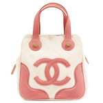 Chanel Canvas Bowler Bag, Vintage