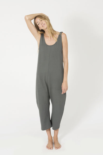 Terry Gary Jumpsuit