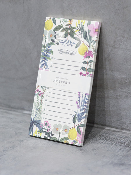 Herb Garden Market Pad, Accessories, Rifle Paper Co. - Melloré