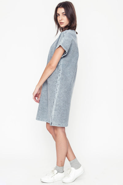 Denim Washed Dress
