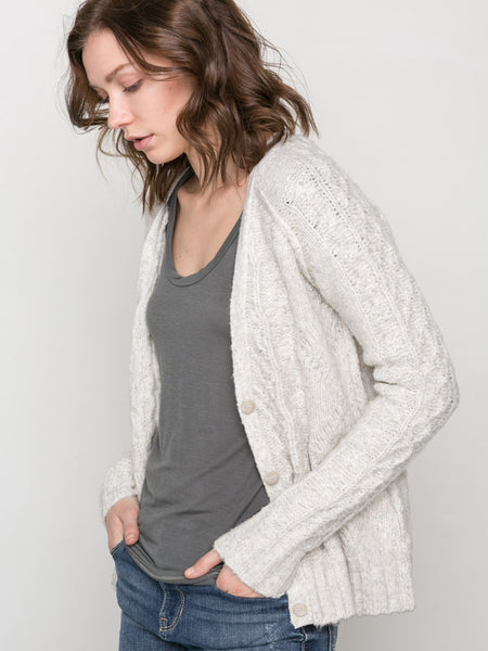 Lawrence Cardigan, Clothing, LINE - Melloré