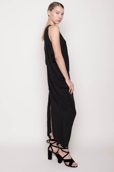 Long Stina Dress, Clothing, H. Fredriksson - Melloré